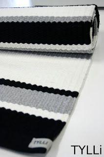 TYLLi: Musta-valko-harmaata Carpets, Accessories, Farmhouse Rugs, Rugs, Jewelry Accessories