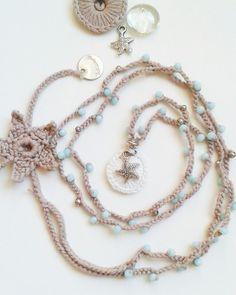 Collana Stella Marina Sea star necklace Saltinmente handmade