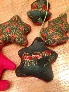 Купить Украшения новогодние в интернет магазине на Ярмарке Мастеров