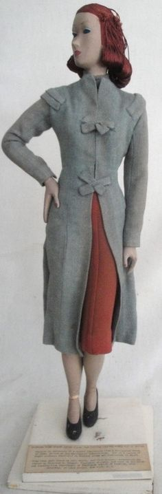 1940's mannequin dolls images   isn t she fabulous a 1940 s mannequin in original costume she is ...