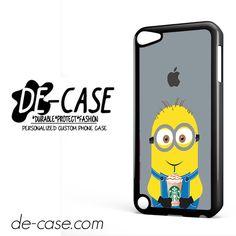 I Love Starbucks Minion For Ipod 5 Ipod Touch 5 Case Phone Case Gift Present YO