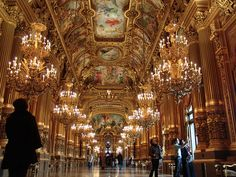 """Palace of Versailles. """"Been"""" here. So beautiful. Hall of mirrors."""