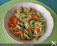 Gurken-Karotten-Salat