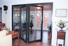 #door #foldingdoor #interior #modern #homeideas #architecture #activwall #diningroom #divider