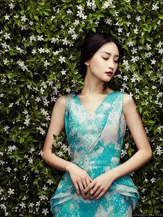 Phuong My Spring/Summer 2015 on Behance