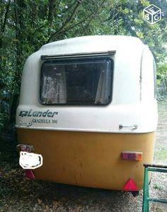 Caravane Lander graziella 300 Gmc Motorhome, Camping, Tiny House, Cars, Vehicles, Gypsy Wagon, Caravan, Campsite, Autos