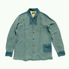 Hemp Shirt Jacket