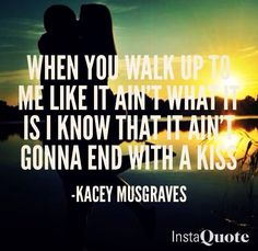 "@Kacey Musgraves""Keep It To Yourself"""