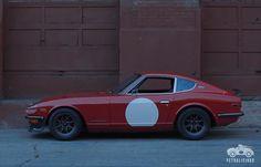 Series-1 1970 Datsun 240Z