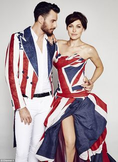 Celebrity big brother uk vs usa: get a first look at emma willis and rylan clark on the new series Emma Willis Hair, Uk Vs Usa, Rylan Clark Neal, Chloe Goodman, Katie Hopkins, Big Brother Uk, Celebrity Big Brother, Short Hair With Layers, Dating Tips For Women