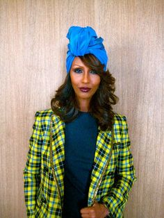 HOW TO ROCK A TURBAN | thatgirlx