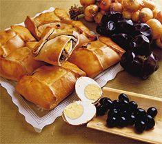 Empanada de Horno Chilena