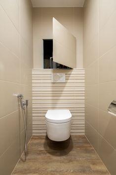 Dekoru ve stejném poveení se dočkala také samostatná toaleta.