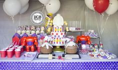 Big Hero 6 Birthday Bash13
