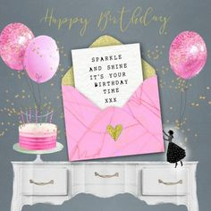A Love Letters and Soul Mates Card Funny Happy Birthday Messages, Happy Birthday Wishes Quotes, Birthday Wishes For Friend, Birthday Blessings, Happy Birthday Greetings, Birthday Greeting Cards, Birthday Quotes, Bday Cards, Funny Birthday