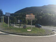 Laufend gebloggt: Arreau - Col d'Aspin - Hourquette d'Ancizan - Arreau