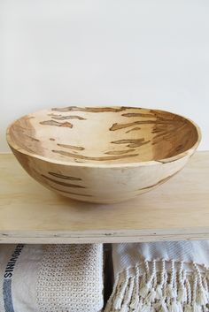 Spencer Peterman Maple Bowls - Still love these bowls