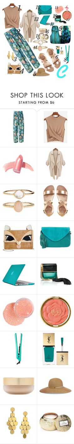 """""""FoamMistCollage*"""" by becky-winfield-watson ❤ liked on Polyvore featuring Kenzo, Elizabeth Arden, Accessorize, Betsey Johnson, Cocobelle, Speck, Marc Jacobs, Milani, Paul Brown Hawaii and Yves Saint Laurent"""