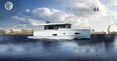 Boat Wheel, Family Boats, Lobster Boat, Seafarer, Super Yachts, Motor Yacht, Small Boats, Motor Boats, Luxury Yachts
