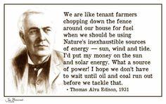 What Did Thomas Edison Predict? | MoveOn.Org | Democracy In Action