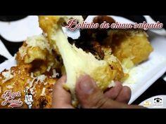 Receita em Libras: bolinho de chuva salgado com queijo | Catraca Livre