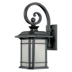 Acclaim Lighting 8122 Somerset 1 Light Outdoor Lantern Wall Sconce with Frosted Matte Black Outdoor Lighting Wall Sconces Outdoor Wall Sconces Outdoor Wall Mounted Lighting, Black Outdoor Wall Lights, Outdoor Light Fixtures, Outdoor Wall Lantern, Outdoor Wall Sconce, Outdoor Walls, Outdoor Lighting, Outdoor Decor, Porch Lighting
