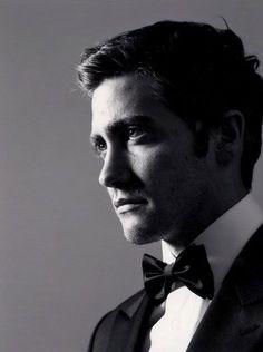 #JakeGyllenhaal -- #BowTie