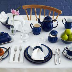Denby Imperial Blue Tableware, John Lewis