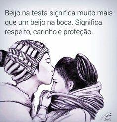#carinho #respeito #beijonatesta #melhordemostracaodecarinho
