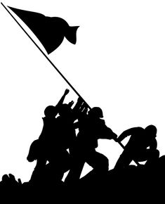 Images gallery of WO JIMA CLIPART. Image and navigation by next or previous images. Army Drawing, Soldier Drawing, Anime Military, Military Art, Navy Military, Punisher Skull, Tatto Skull, Silhouette Designer Edition, Soldier Silhouette