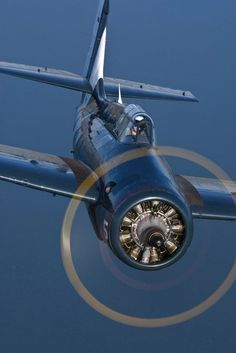 Grumman FM-2 Wildcat Plane