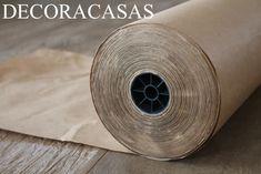 Mais de 110 ideias e inspirações para utilizar o papel pardo. Confira as dicas de Flávia Ferrari no DECORACASAS.