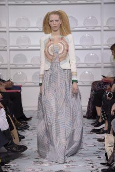 Bertrand Guyon's second Haute Couture collection for Schiaparelli - Silhouette 14