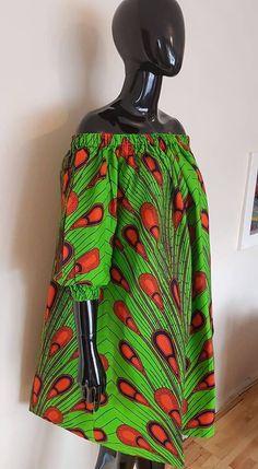 Vêtements africain / Ankara robe / cire impression vêtements /