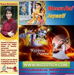 Meera Bai Jayanti  Meera Bai (1498-1547 circa) was a great Hindu poet and ardent devotee of Lord Krishna. She was one of the significant Sants of the Vaishnava Bhakti movement. Some 1300 poems written in passionate praise of Lord Krishna are credited to her.  #RuzanKhambatta #Day #specialcelebration #PoliceHEART1091 #PoliceHEART #Entrepreneur #Celebrate #WorldDay #National #NationalDay #InternationalDay #International #UN #US #SpecialDay #India #MeeraBaiJayanti