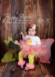 Easter Chick by Whimsy Tots Boutique
