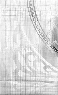 Borduurpatroon Kruissteek Mucha *Embroidery Cross Stitch Pattern ~Byzantine…