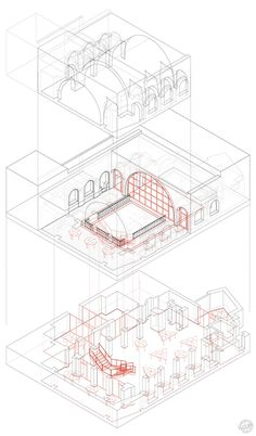 贝尔格莱德办公中心/ URED architecture studio第7张图片