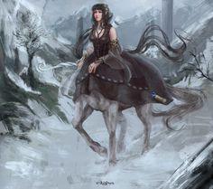 Centaur by Elgha on DeviantArt