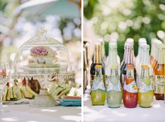 english garden tea party picnic wedding | Charlene Schreuder #wedding