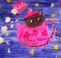 Dormouse in a teapot