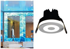 LED SPOTLIGHT ISLA SERIES - With high protection feature suited well for bathrooms, high efficient light source and conserve more energy than other brands. #spotlight #indoorlights #hotellights  Great light, isn't it?