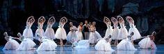 Boston Ballet in Les Sylphides by Gene Schiavone.
