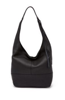 b6e101adff Rebecca Minkoff - Unlined Slouchy Leather Hobo with Whipstitch ...