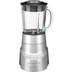 Cuisinart CB1200PCFR Smart Power Deluxe Blender Certified Refurbished Stainless Steel *** You can find more details by visiting the image link. (This is an affiliate link)