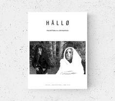 HÄLLØ | Wanderlust Fun on Behance
