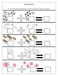 Imagini pentru fise de lucru clasa pregatitoare School Lessons, Math Lessons, Homework Sheet, Kids Math Worksheets, Teacher Supplies, School Subjects, Preschool Math, Math For Kids, Teaching Materials