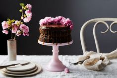 The Chocolate Cake That Changed Everything recipe on Food52