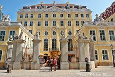 Grand Hotel Taschenbergpalais Kempinski Dresden Germany