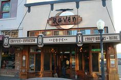 Raven Cafe in Prescott - organic and produced locally, not to mention SUPER delicious, INCREDIBLE beer and wine selection